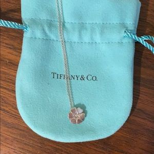 Tiffany & Co. Jewelry - Tiffany & Co Paloma Picasso Heart Flower Necklace